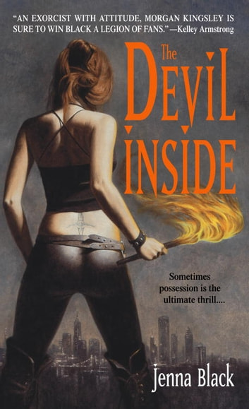 The Devil Inside ebook by Jenna Black