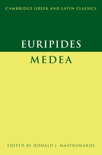 Euripides: Medea ebook by Euripides