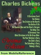 christmas collection a christmas carol a christmas tree the childs story nobodys story the poor relations story the schoolboys story