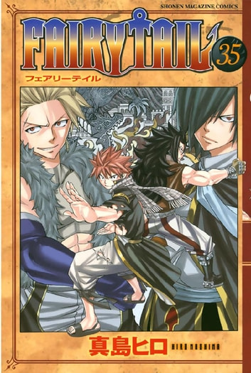 FAIRY TAIL - 35巻 ebook by 真島ヒロ