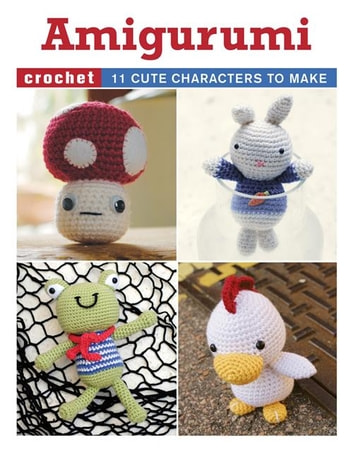 Amigurumi ebook by Elisabeth Doherty