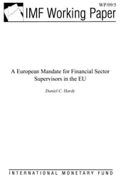 A European Mandate for Financial Sector Supervisors in the EU ebook by Hardy, Daniel C. L.