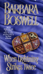 When Lightning Strikes Twice ebook by Barbara Boswell
