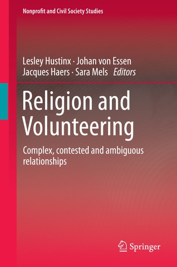 Religion and Volunteering - Complex, contested and ambiguous relationships ebook by