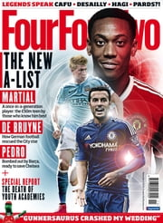Four Four Two - Issue# 257 - Frontline magazine