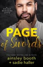 Page of Swords ebook by Ainsley Booth, Sadie Haller