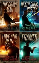 The Sam Prichard Series - Books 1-4 ebook by David Archer