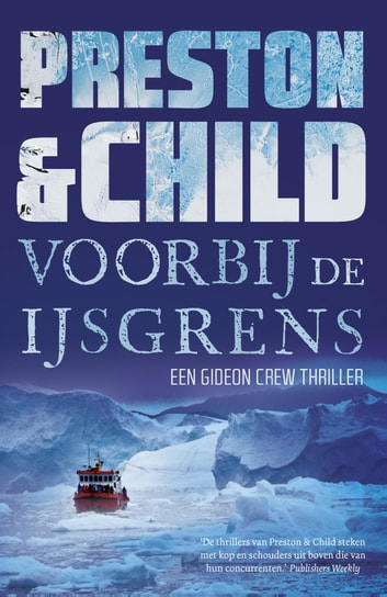 Voorbij de ijsgrens ebook by Preston & Child