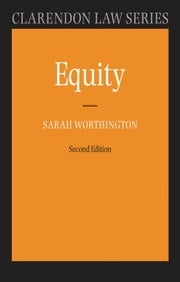 Equity ebook by Sarah Worthington