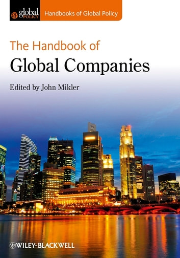 The Handbook of Global Companies ebook by