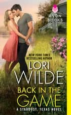 Back in the Game ebook by Lori Wilde