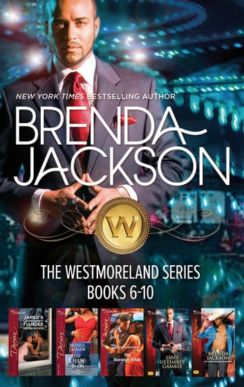 Brenda Jackson Westmoreland Series Books 6 10jareds Counterfeit