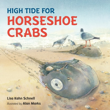High Tide for Horseshoe Crabs ebook by Lisa Kahn Schnell