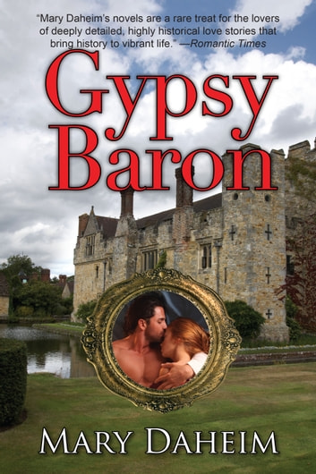 Gypsy Baron ebook by Mary Daheim