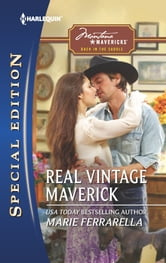 Real Vintage Maverick ebook by Marie Ferrarella