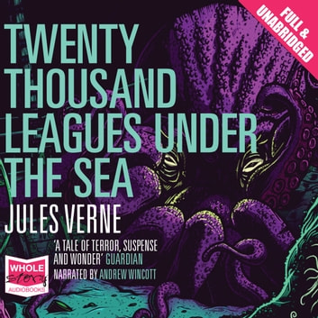 Twenty Thousand Leagues Under the Sea audiobook by Jules Verne