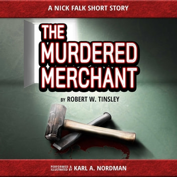 Murdered Merchant, The audiobook by Robert Tinsley