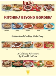 Kitchens Beyond Borders India ebook by Ronald LeClair