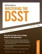 Official Guide to Mastering the DSST--Principles of Public Speaking ebook by Peterson's