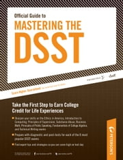 Official Guide to Mastering the DSST--Principles of Public Speaking - Chapter 6 of 8 ebook by Peterson's