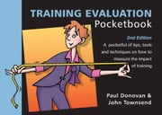 Training Evaluation Pocketbook: 2nd Edition ebook by Donovan, Paul