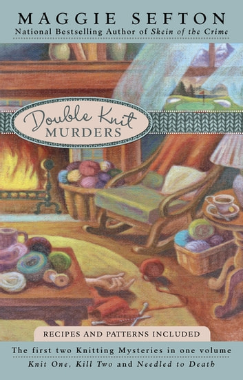 Double Knit Murders ebook by Maggie Sefton