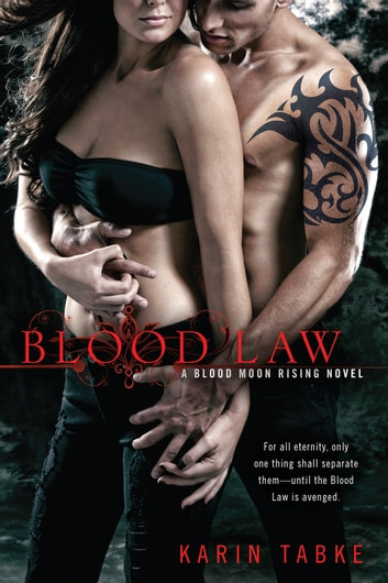 Blood Law ebook by Karin Tabke