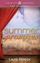 Summer Promises ebook by Laura Simcox