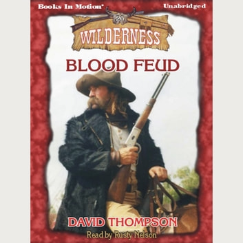 Blood Feud audiobook by David Thompson