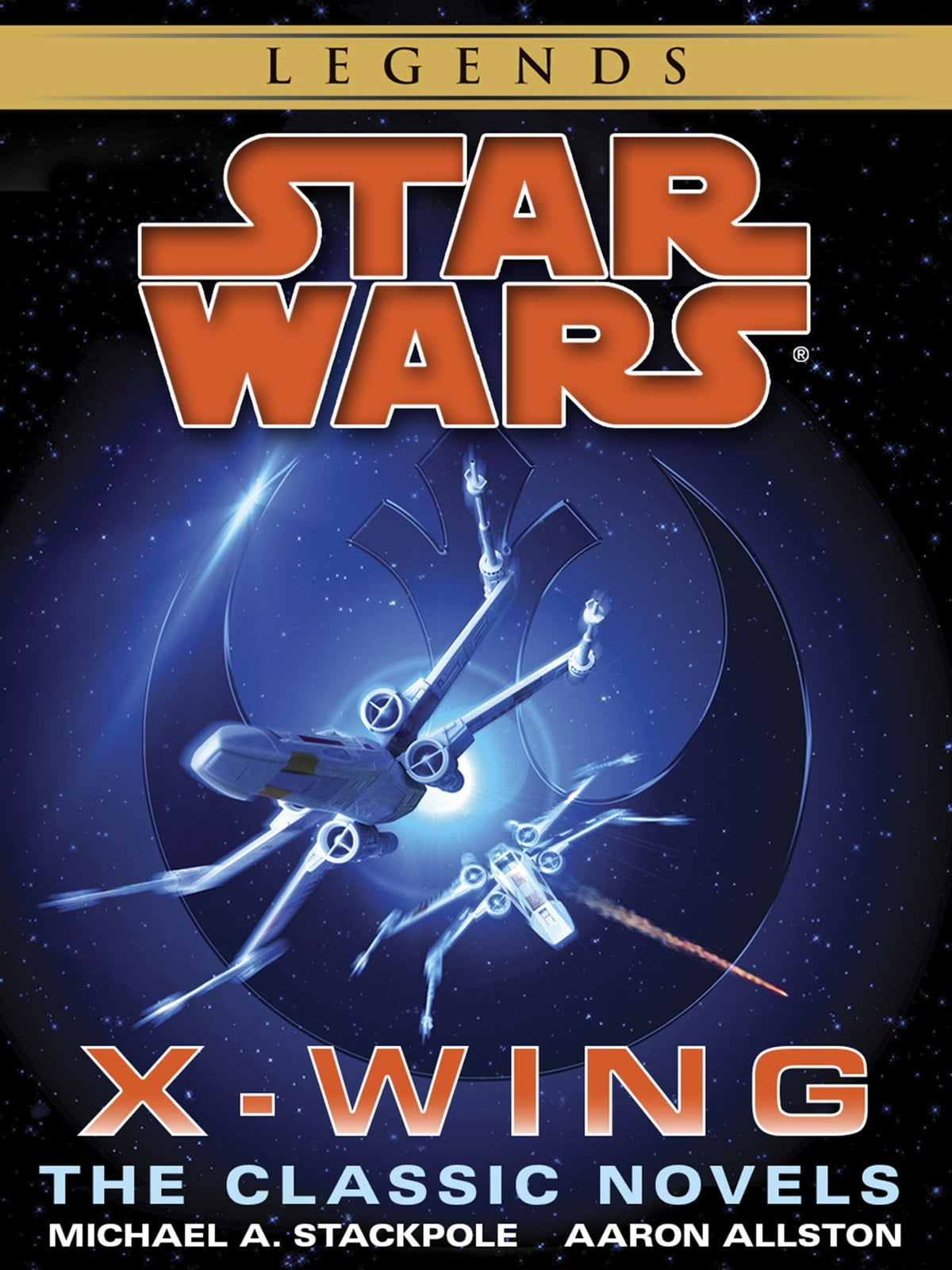 The Xwing Series: Star Wars Legends 10book Bundle  Rogue Squadron