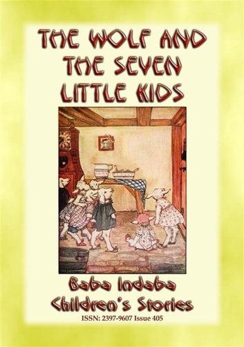 THE WOLF AND THE SEVEN LITTLE KIDS - A Polish Fairy Tale