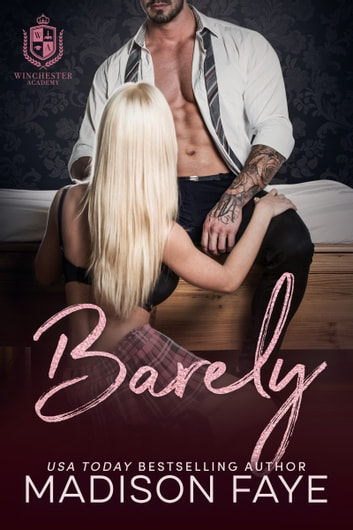 Barely ebook by Madison Faye