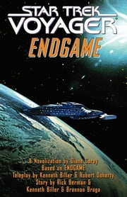 Endgame ebook by Diane Carey,Christie Golden
