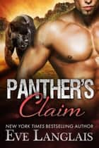 Panther's Claim eBook by Eve Langlais