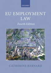 EU Employment Law ebook by Catherine Barnard