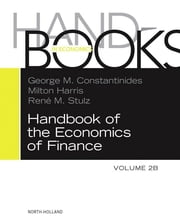 Handbook of the Economics of Finance - Asset Pricing ebook by George M. Constantinides,Milton Harris,Rene M. Stulz