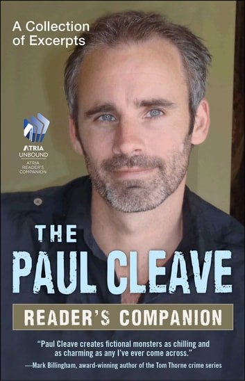 The Paul Cleave Reader's Companion - A Collection of Excerpts ebook by Paul Cleave