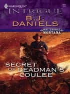 Secret of Deadman's Coulee ebook by B.J. Daniels