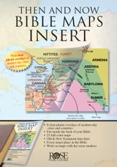 Rose Bible Map Insert ebook by Rose Publishing