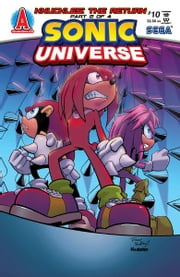 Sonic Universe #10 ebook by Ian Flynn, Tracy Yardley!