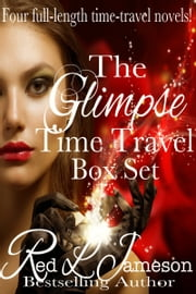 The Glimpse Time Travel Book Bundle ebook by Red L. Jameson