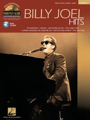 Billy Joel Hits - Piano Play-Along Volume 62 ebook by Billy Joel