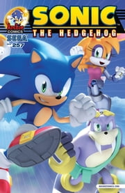 Sonic the Hedgehog #257 ebook by Ian Flynn,Rafa Knight,Evan Stanley,Terry Austin,Matt Herms,John Workman
