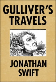Gulliver's Travels - Illustrated ebook by Jonathan Swift