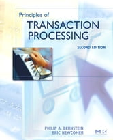 Principles of Transaction Processing ebook by Philip A. Bernstein,Eric Newcomer