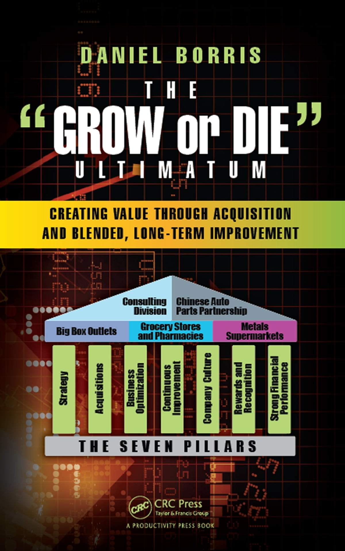 The Grow or Die Ultimatum ebook by Daniel Borris - Rakuten Kobo