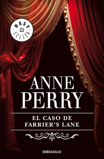 El caso de Farrier's Lane (Inspector Thomas Pitt 13) eBook by Anne Perry