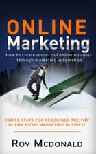 Online Marketing ebook by Roy Mcdonald