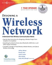 Designing A Wireless Network ebook by Syngress