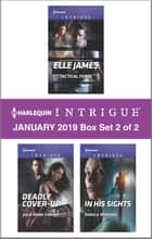 Harlequin Intrigue January 2020 - Box Set 2 of 2 ebook by Elle James, Julie Anne Lindsey, Danica Winters